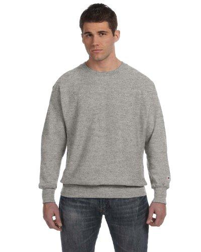 Champion Reverse Weave Crew Neck Shirt Oxford Gray