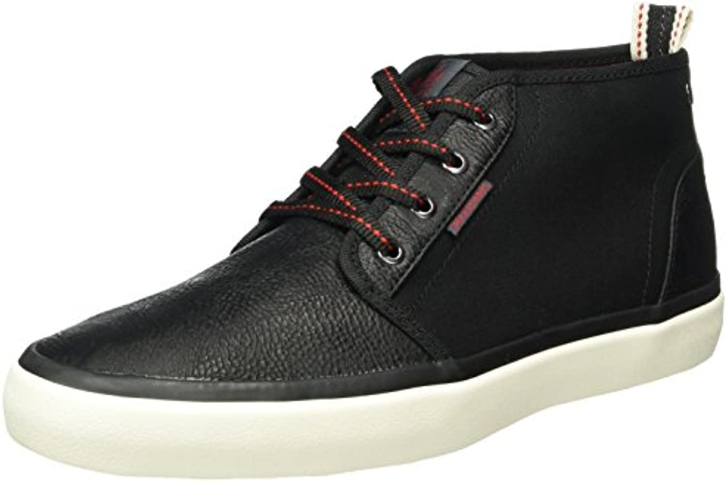 JACK  JONES Herren Jfwmajor Mixed Mid Sneaker Anthracite Sneakers
