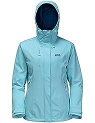 Jack Wolfskin Damen Jacke Wattiert Troposphere DF O2 INS Jacket