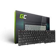 Ordenador portatil con la cinta. Green Cell® Toshiba Satellite C660 C650 L750 C660D L650 C655 L655 L650D L675 Toshiba Satellite