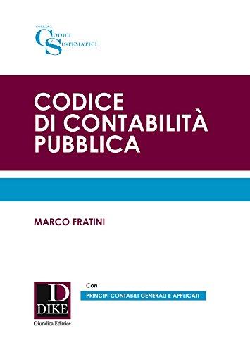 Codice di contabilità pubblica
