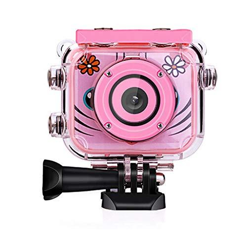 Lcd-eis (Kinder Digitalkamera, CHshe Kamera Für Kinder 1080P Hd Unterwasser 30M Wasserdichte Kamera Fotoapparat Mini Action Camcorder Kinderkamera Fotografische, Lcd Anzeige, Mit Batterien)