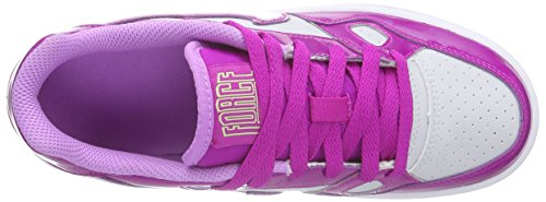 Nike Son Of Force (Grade-school), Baskets Basses fille Rose - Pink (Pure platinum/white-Fuchsia glow-ky lm)