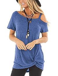 Suchergebnis auf Amazon.de für: shirt schulterfrei - Damen