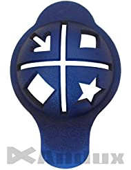 Andux Golf balle ligne marquage outil Bleu HXQ-02