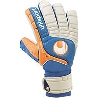 Uhlsport Unisex Fangmaschine Aquasoft Goal keeper Gloves