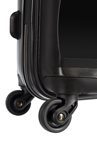 American Tourister - Bon Air - Spinner 75 cm, 91 L, Schwarz (Black)