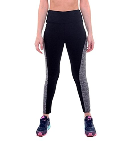 Women's Long Yoga Running Pants Workout Leggings Tights Active ankle trousers YR.Lover