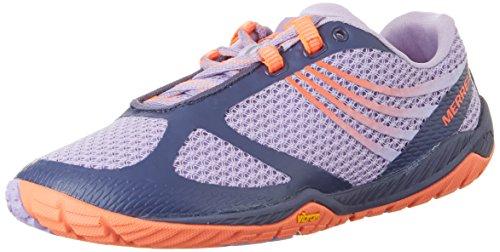 Merrell Damen Pace Glove 3 Traillaufschuhe, Blau (Crown Blue), 42.5 EU (Glove Pace)