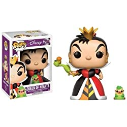 Figura Pop! Alice in Wonderland Queen of Hearts Limited