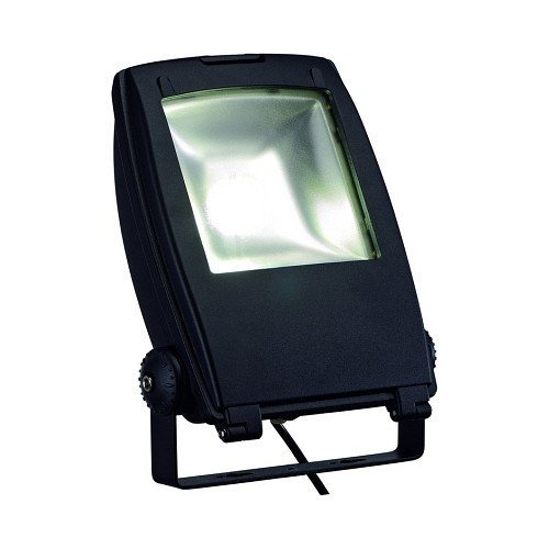 NEW OUTDOOR FLOOD, SCHWARZ,10W, KW,120°