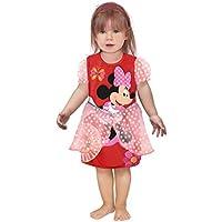 ca04892ea75a Ciao 11249.18-24 - Principesse Disney Vestito Baby Minnie Classic, Rosso,  18-