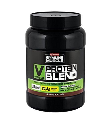 Enervit gymline muscle vegetal protein blend gusto cacao 900 gr