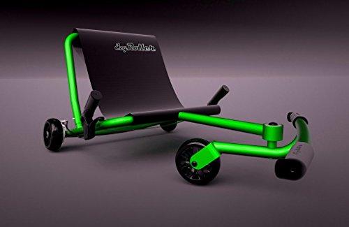 Ezyroller Pro Fun Fahrzeug Dreirad für Jugendliche und Erwachsene (Grün)