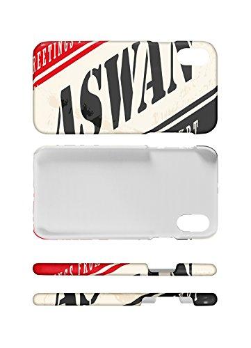 LEotiE SINCE 2004 Handy Schale passend für iPhone 8 Reisen Küche Assuan Ã?gypten