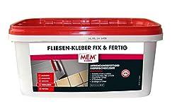 MEM Fliesen-Kleber Fix&Fertig, 5 kg