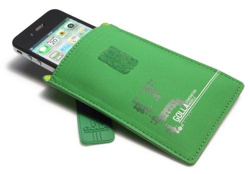golla-universal-smartphone-pocket-lifter-green