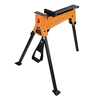 Triton 327323 Mobiler Spannbock SuperJaws SJA100E Orange