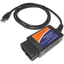 Auto Dia E327per Carport software di base modulo interfaccia USB OBD2strumento diagnostico obd2veicolo per tutte le marche