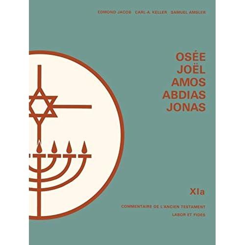 Osée, Joel, Amos, Abdias