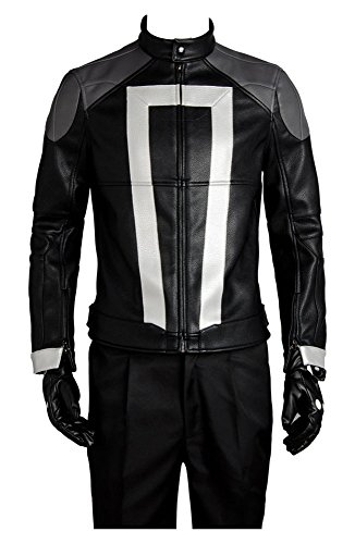 Agents of Shield S.H.I.E.L.D Ghost Rider Cosplay Kostüm Herren XL