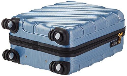 Shaik 7203041 Trolley Koffer, Gr. M, himmelblau -