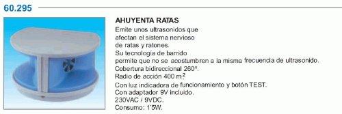DH AHUYENTA RATAS GRAN SUPERFICIE DE ACCIøN