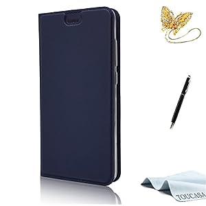 TOUCASA Motorola Moto G5 Handyhülle PU