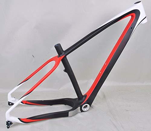 YAMEIJIA OEM Pintado de Carbono Completo Marco de Bicicleta de Grasa QR/Thru Eje de Bicicleta de Nieve Marco de fábrica de China aceptados,17