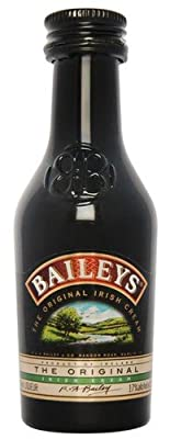 Baileys Irish Cream Whisky Liqueur 5cl Miniature - 20 Pack by Baileys
