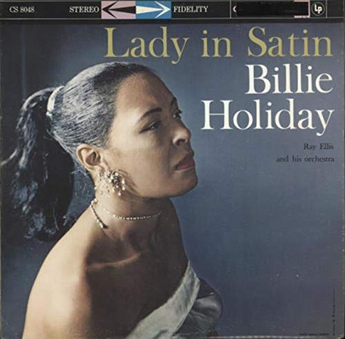 Billie Holiday With Ray Ellis And His Orchestra - Lady In Satin - Columbia - CS 8048 - Cs Satin
