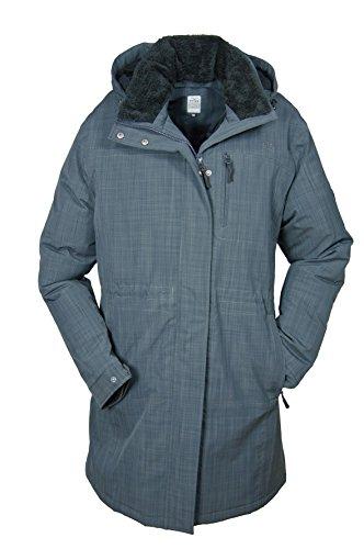 Brigg -  Giacca  - Camicia - Basic - Maniche lunghe  - Donna Granit (816)