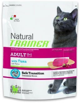 Natural Trainer Gatto Adulto Con Tonno Fresco 7,5 killograms