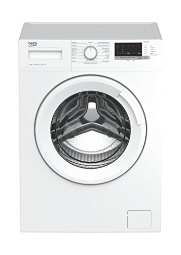 Beko WML 71433 NP Waschmaschine Frontlader / 7kg / A+++ / 1400 UpM / Mengenautomatik / weiß / Pet...