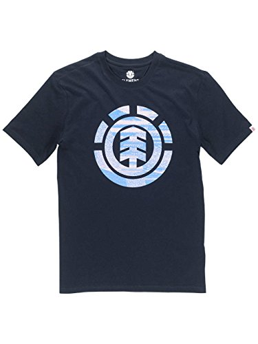 Element Aesthetic T-Shirt Flint Black