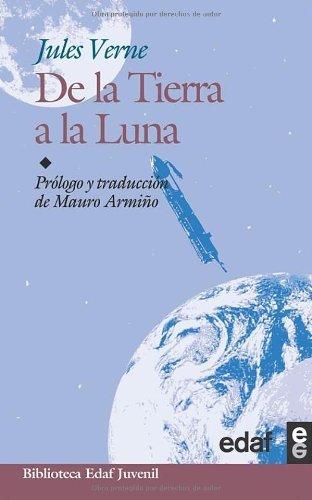 De La Tierra A La Luna (Biblioteca Edaf Juvenil)