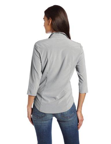 exofficio Damen Kizmet Traveler 3/4Sleeve Shirt grau