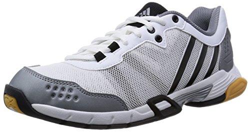 adidas Volley Team 2 W M18856, Scarpe da Pallamano Donna, Bianco (White), 45 1/3 EU
