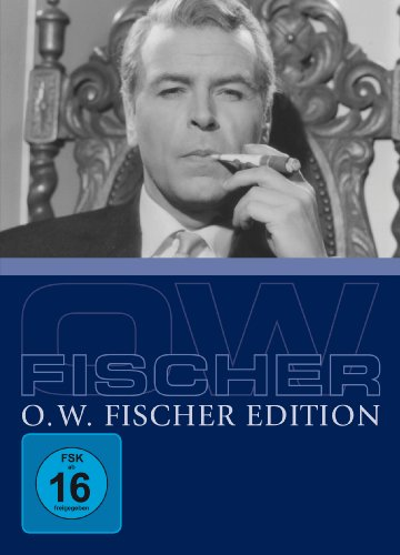 O. W. Fischer Edition [4 DVDs] - Alter Kaviar