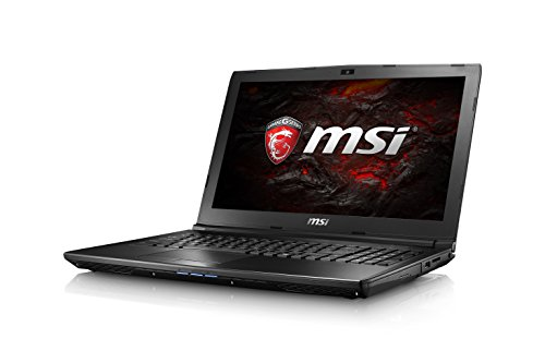 MSI GL62 7RD-083 Gaming Notebook 15.6 Zoll Full HD i7-7700HQ 8GB 1TB HDD GTX 1050