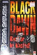 Black Dawn - Sega Saturn - PAL