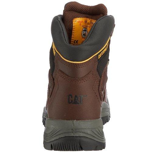 Cat Footwear Diagnostic Hi S3 P711912, Scarpe Eleganti uomo Marrone (Braun/OAK)