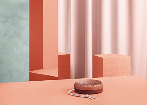 417RFPChRuL - [Euronics] B&O PLAY BeoPlay A1 Bluetooth Lautsprecher Tangerine Red für nur 149€ statt 188€