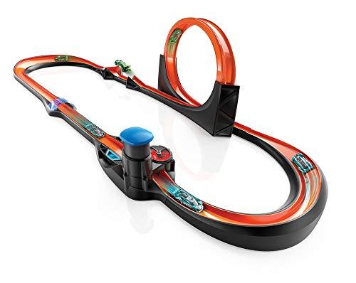 Mattel - Hot Wheels ID Pista Kit de iniciación , +8 años ( GFP20)