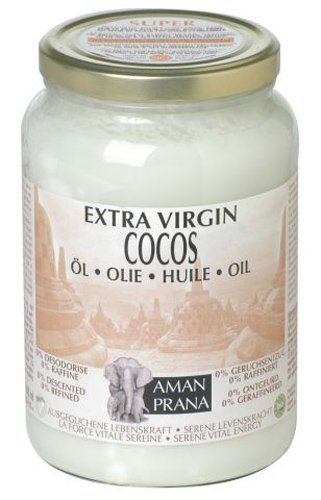 Aman Prana Bio Cocos Öl extra virgin 1600ml