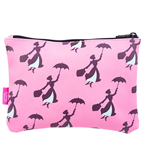 Disney Mary Poppins Practically Perfect In Every Way Cosmetic Bag from Mad Beaut