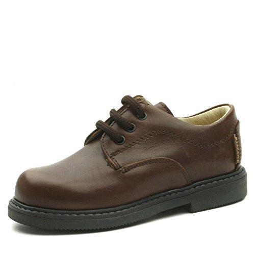 BOSTON LIGHT Step2wo School Shoe Laceup for Boys >     > Schulschuh schnüren sich oben für Jungen Brown (Braun)