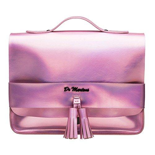 Dr. Martens Reflective Metallic Damen Handtasche Pink