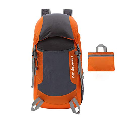 CGMZN Mochila 60LBackpack Shoulder Bag Sport Bag Oxford Nylon Backpack Outdoor ForCamping 3 Colors Bolsas de agua