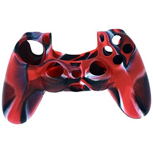 Webla Griff Halterung für Doppelsitz, Deckel, LED-Anzeige, doppeltes Set, USB-Ladegerät für PS4 Controller - Intelli Set
